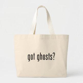 ¿Fantasmas conseguidos? Bolsa Tela Grande