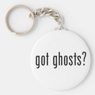 ¿Fantasmas conseguidos Llaveros