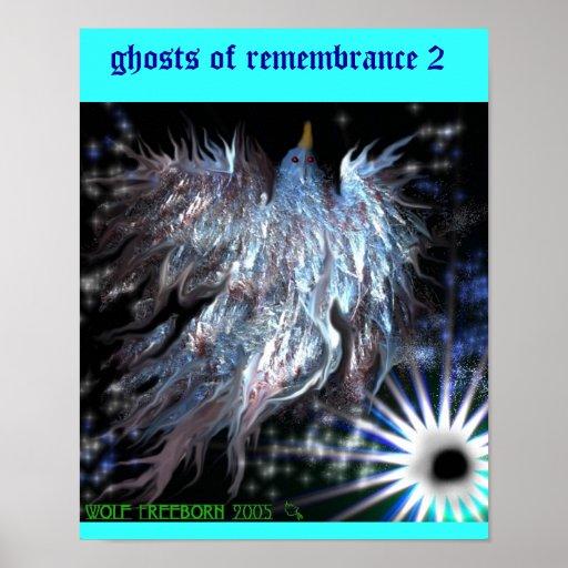 fantasmas de la conmemoración 2 póster