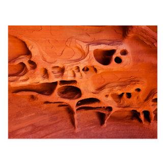 Fantasmas de la cueva del fuego tarjeta postal