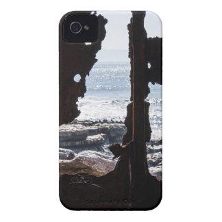 Fantasmas de la ruina de la nave iPhone 4 cobertura