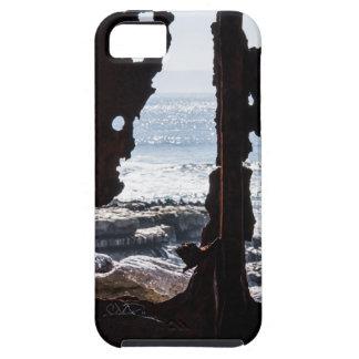 Fantasmas de la ruina de la nave iPhone 5 carcasa