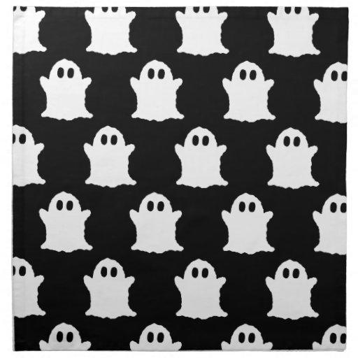 Fantasmas Servilletas