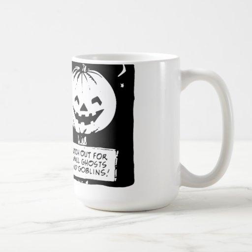 Fantasmas y taza de los goblins