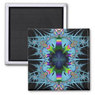 Fantasmic 2 2 inch square magnet