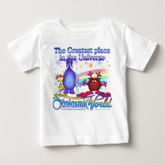 FantasmicWorld -The Greatest place in the Universe Baby T-Shirt