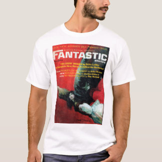Fantastic - 1970.04_Pulp Art T-Shirt