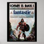 Fantastic - 1973.07_Pulp Art Poster