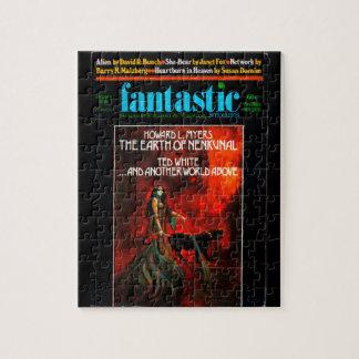 Fantastic - 1974.1_Pulp Art Jigsaw Puzzle