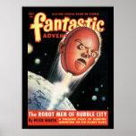 Fantastic Adventures 005_Pulp Art Poster
