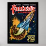 Fantastic Adventures 013_Pulp Art Poster