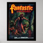 Fantastic Adventures - 1948-04_Pulp Art Poster