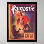 Fantastic Adventures 47-07_Pulp Art Poster