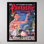 Fantastic Adventures 49-03_Pulp Art Poster