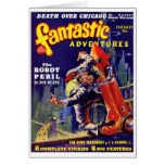 Fantastic Adventures #9 Card