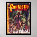 Fantastic Adventures Apr 1948_Pulp Art Poster