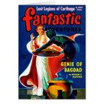 Fantastic Adventures - Genie of Bagdad