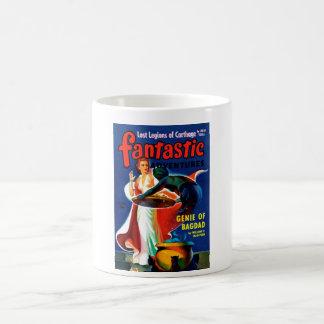 Fantastic Adventures - Genie of Bagdad Coffee Mug