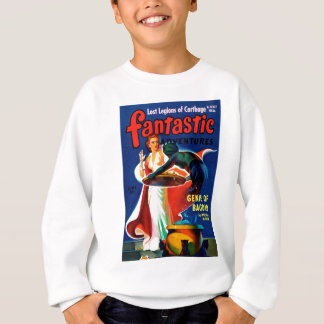 Fantastic Adventures - Genie of Bagdad Sweatshirt