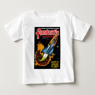 Fantastic Adventures - Outlaws of Corpus T Shirt