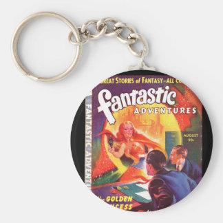 Fantastic Adventures v02 n07 (1940-08.Ziff-Davis)_ Basic Round Button Keychain