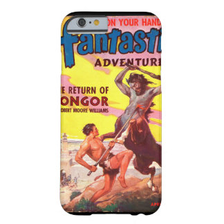 Fantastic Adventures v06 n02 (Apr 1944)_Pulp Art Barely There iPhone 6 Case