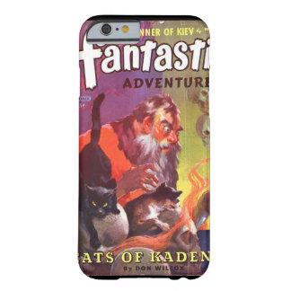 Fantastic Adventures v06 n04 (1944-10.Ziff-Davis)_ Barely There iPhone 6 Case