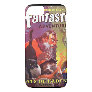 Fantastic Adventures v06 n04 (1944-10.Ziff-Davis)_ iPhone 7 Case