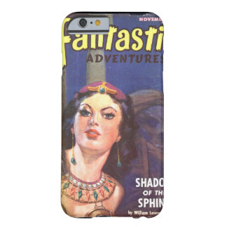 Fantastic Adventures v08 n05 (1946-11.Ziff-Davis)_ Barely There iPhone 6 Case