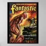 Fantastic Adventures v14 n02 (Feb 1952)_Pulp Art Poster