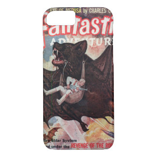 Fantastic Adventures v14 n12 (1952-12.Ziff-Davis)_ iPhone 8/7 Case