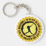 Fantastic Baseball Seal Key Chain