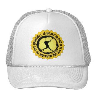 Fantastic Baseball Seal Trucker Hat