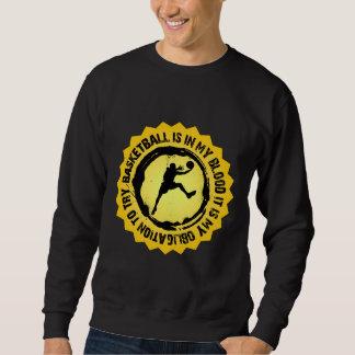 Fantastic Basketball Seal Sweatshirt