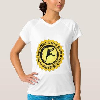 Fantastic Basketball Seal T-shirt