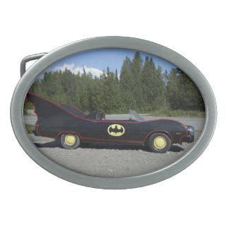 Fantastic Batmobile Belt Buckle