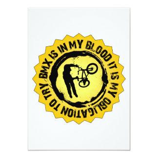 Fantastic BMX Seal Card