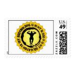 Fantastic Bodybuilding Seal Stamps