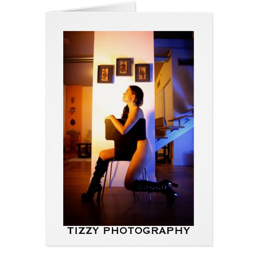 Fantastic Chair, TIZZY PHOTOGRAPHY Stationery Note Card