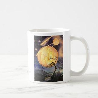 Fantastic City Classic White Coffee Mug