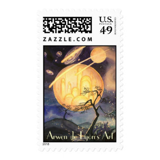 Fantastic City Stamps