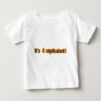 Fantastic Contraption: It's Complicated Baby T-Shirt