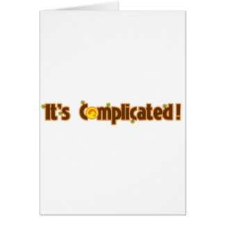Fantastic Contraption: It's Complicated Card