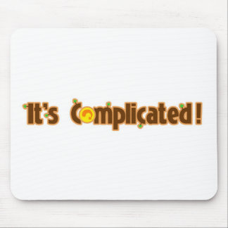 Fantastic Contraption: It's Complicated Mouse Pad