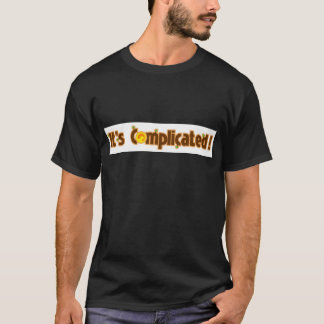 Fantastic Contraption: It's Complicated T-Shirt