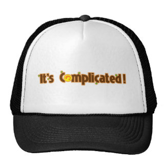Fantastic Contraption: It's Complicated Trucker Hat