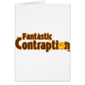 Fantastic Contraption Stuff! Card