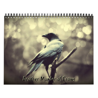 Fantastic Crow Photography Calendar