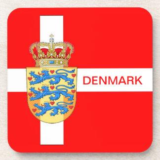 Fantastic Denmark Coaster! Beverage Coasters