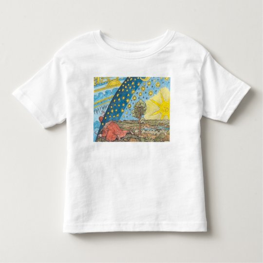 Fantastic Depiction of the Solar System Toddler T-shirt